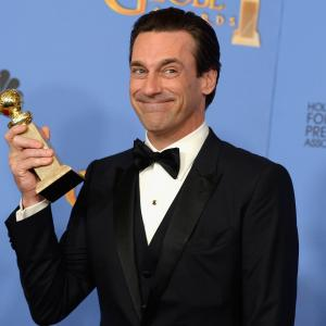 Jon Hamm at event of 73rd Golden Globe Awards (2016)