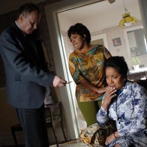 Still of Stellan Skarsgård, Phylicia Rashad and Chandra Wilson in Frankie & Alice (2010)