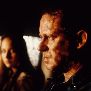 Still of Stellan Skarsgård and Leelee Sobieski in The Glass House (2001)