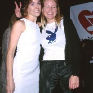 Sheryl Crow and Jewel Kilcher