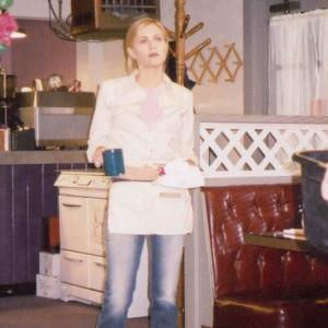 Christie Lynn Smith in The Last Stop Cafe 2003