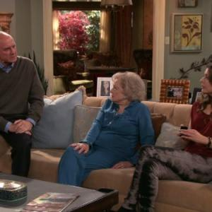 Jane Leeves, Alan Dale, Betty White