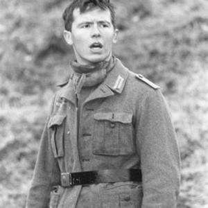 Adam Jones as Chirs the Sniper in Cry Havoc