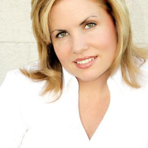 My blonde Commercial headshot