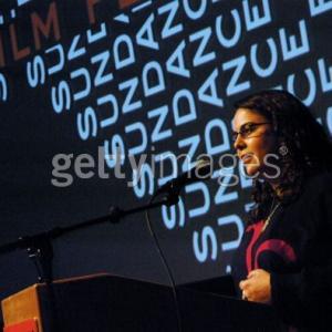 Sally El Hosaini presenting My Brother The Devil Sundance Film Festival 2012