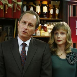 Still of Isabelle Carré and Benoît Poelvoorde in Les émotifs anonymes (2010)