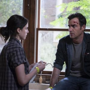 Justin Theroux, Margaret Qualley