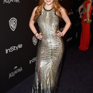 Bella Thorne at event of 73rd Golden Globe Awards (2016)