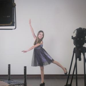 Kylie modeling for Animated Storyboards