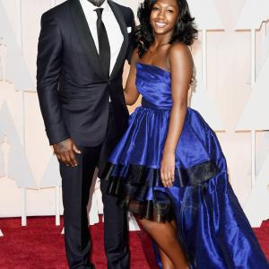 Idris Elba at event of The Oscars (2015)