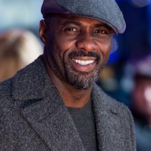 Idris Elba at event of The Gunman (2015)