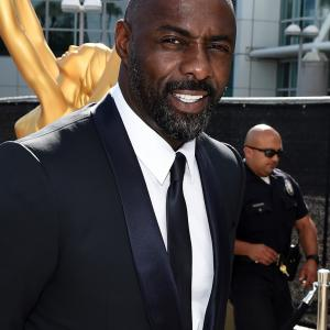 Idris Elba at event of The 66th Primetime Emmy Awards (2014)