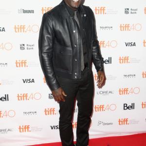 Idris Elba at event of Beasts of No Nation (2015)