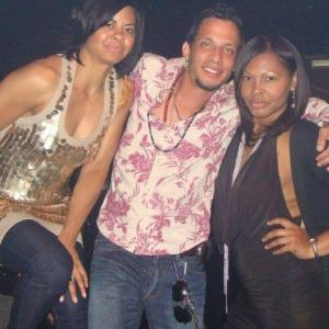 Nacone Martin MAARTEN OLAYA and Dorothy Meyers an event with Barbara Sheree for her Music Video Release Party in Philadelphia 2010