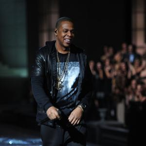 Jay Z at event of The Victorias Secret Fashion Show 2011