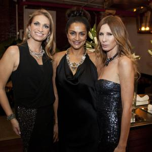 Heather Thomson, Carole Radziwill