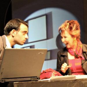 Performance Still - Alumnae Theatre (InspiraTO 2012)