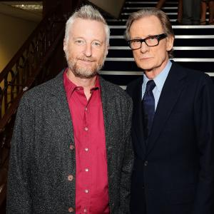 Billy Bragg, Bill Nighy