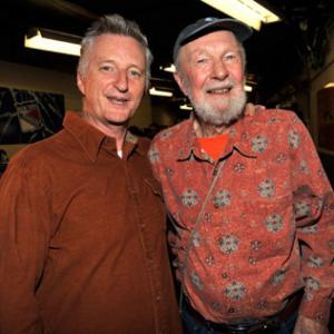 Billy Bragg, Pete Seeger