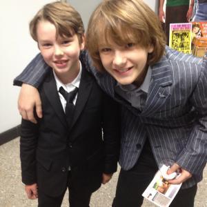 Landon and Alec Mizerik
