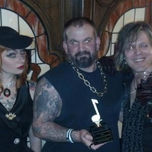 2013 Best Indepedent Music Video Detroit Music Awards I was a carnie in the video