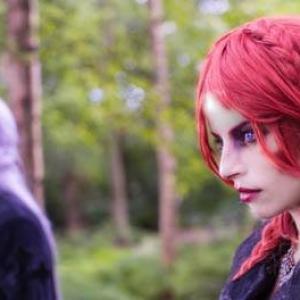 Veronica cast as Phenir  head royal elven guard in Selwyn Lost Prince of Avalon TV Twitter SelwynTv