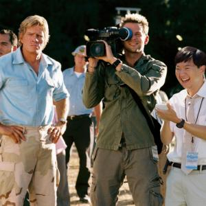 Still of Thomas Haden Church Bradley Cooper and Ken Jeong in All About Steve 2009
