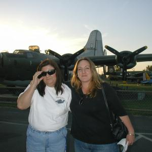 Prior to filming and investigation at the Castle Air Museum in Atwater California