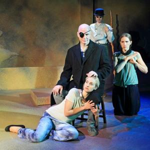 Pericles North Carolina Stage Company 2014 Antioch