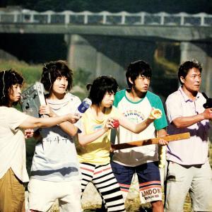 Still of Hyesu Kim Hojin Chun Bora Hwang Ah In Yoo and Hiekyung Moon in Johjianihanga 2007