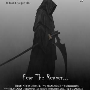A Grim Becoming Theatrical Poster
