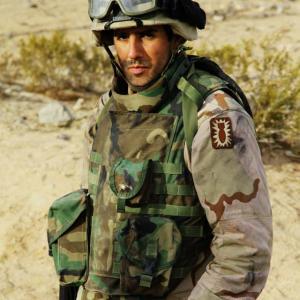 SPC. Carlos Hernandez - Mirage at Zabul Province