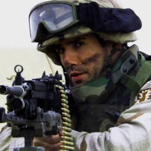 Hernandez, gunner - Mirage at Zabul Province