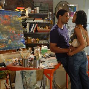 Still of Lisa Arrindell Anderson and Boris Kodjoe in Madeas Family Reunion 2006