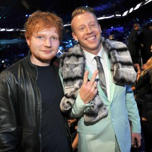 Ed Sheeran, Macklemore
