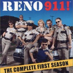Robert Ben Garant Kerri Kenney Thomas Lennon Niecy Nash Cedric Yarbrough and Wendi McLendonCovey in Reno 911! 2003