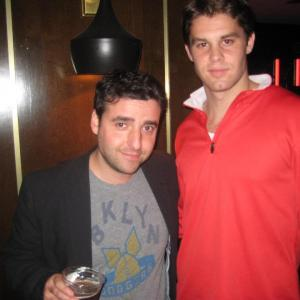 The Playboy Club Wrap Party, 2011.