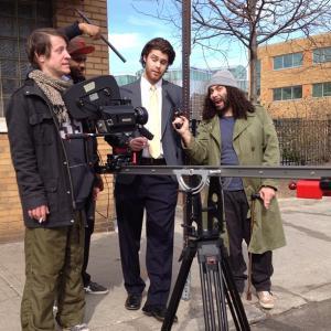 Behind the Scenes, Collide of Scope, 2013.