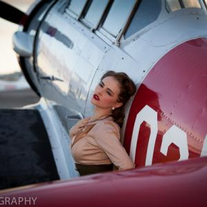 Brianna Hurley for The American Air Power Museum NYC