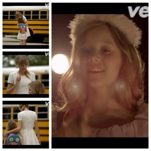 Ava Ames in Taylor Swift Everything Has Changed Music Video Vevo