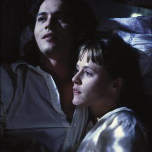 Still of Johnny Depp and Mary Stuart Masterson in Benny amp Joon 1993