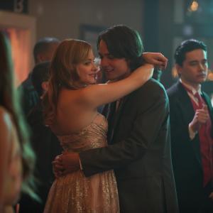Still of Chloë Grace Moretz and Daniel Zovatto in Laggies (2014)