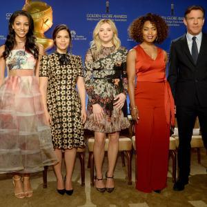 Angela Bassett, Dennis Quaid, America Ferrera, Chloë Grace Moretz and Corinne Foxx