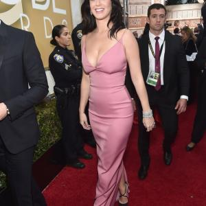 Katy Perry at event of 73rd Golden Globe Awards (2016)