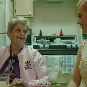 Still of Katy Perry and Ann Hudson in Katy Perry: Part of Me (2012)