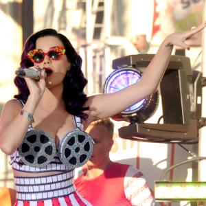 Katy Perry at event of Katy Perry: Part of Me (2012)