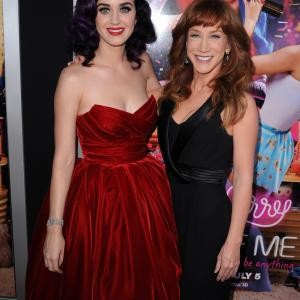 Kathy Griffin and Katy Perry at event of Katy Perry: Part of Me (2012)