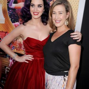 Katy Perry and Amy Powell at event of Katy Perry: Part of Me (2012)