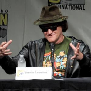 Quentin Tarantino at event of Istrukes Dzango 2012