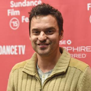 Jake Johnson at event of Digging for Fire (2015)